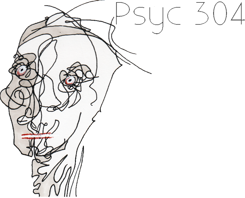 Psyc 304 Brain & Behaviour